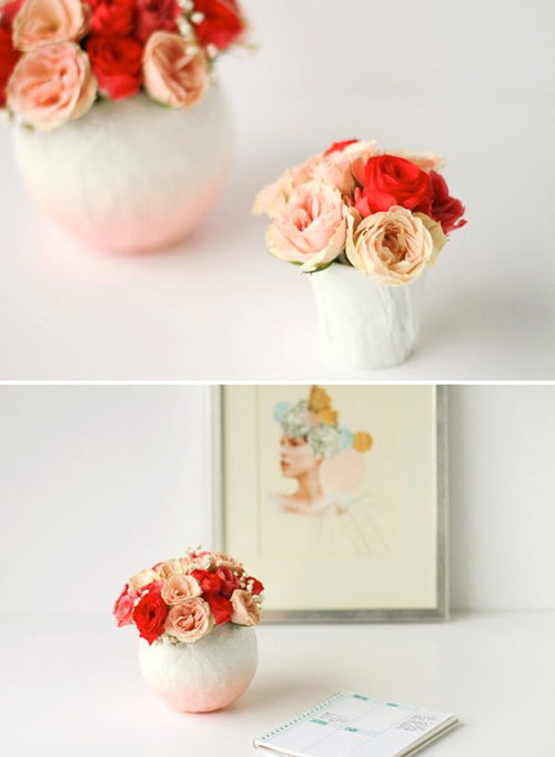 3 buoc de co binh hoa ombre xinh yeu - 7
