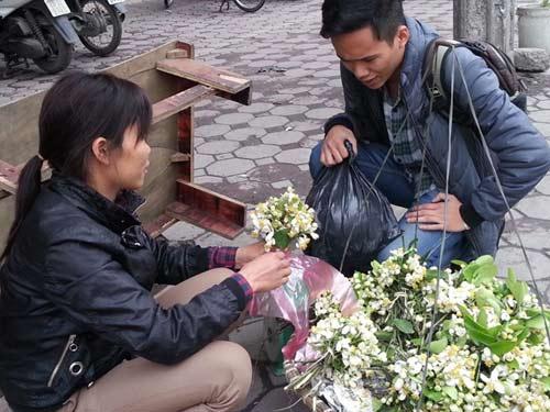 hoa buoi gia 250.000 dong/kg hut khach ha noi - 1