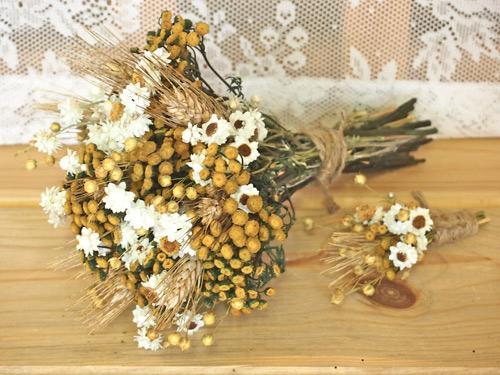 Những lưu ý khi dùng hoa khô làm nội thất