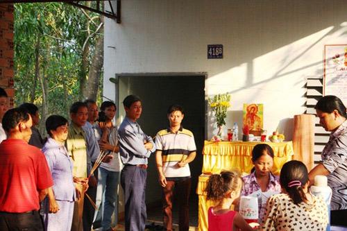 me va con gai 4 thang tuoi chet thuong tam o dong nai - 2