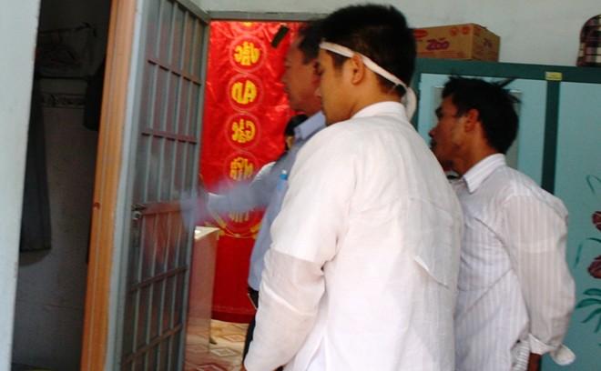 me va con gai 4 thang tuoi chet thuong tam o dong nai - 1