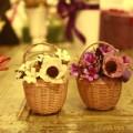 Nhà đẹp - Bày hoa khô trong nhà cực xấu?