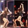 Phương Linh quá đỗi sexy trên sân khấu