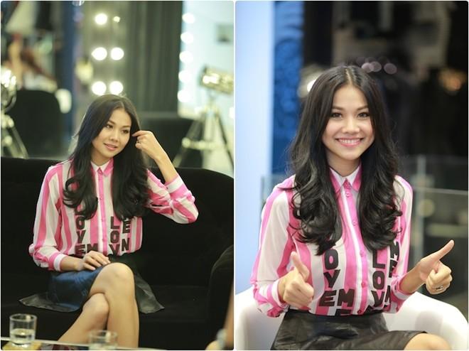 thanh hang lam stylist cho top 5 vietnam idol - 2