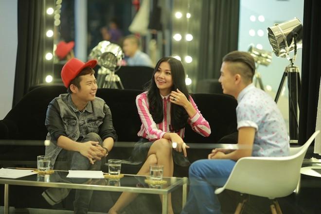 thanh hang lam stylist cho top 5 vietnam idol - 4