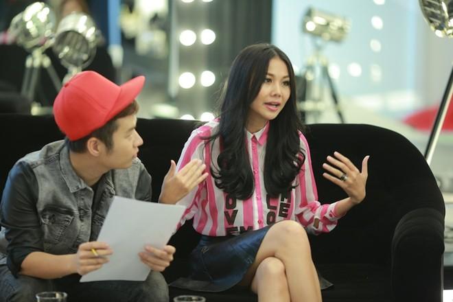 thanh hang lam stylist cho top 5 vietnam idol - 5