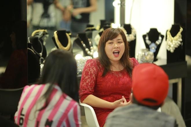 thanh hang lam stylist cho top 5 vietnam idol - 6