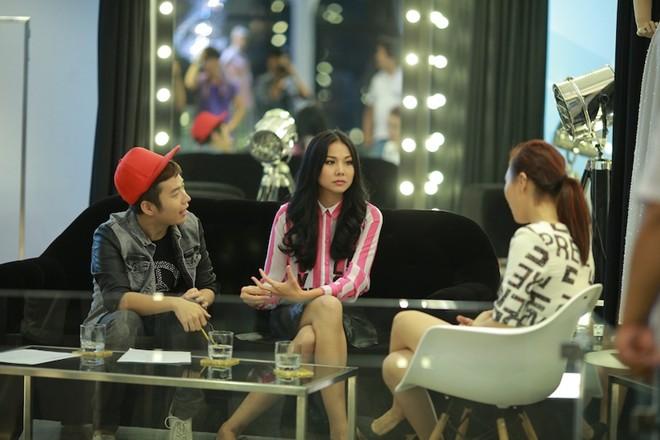 thanh hang lam stylist cho top 5 vietnam idol - 7