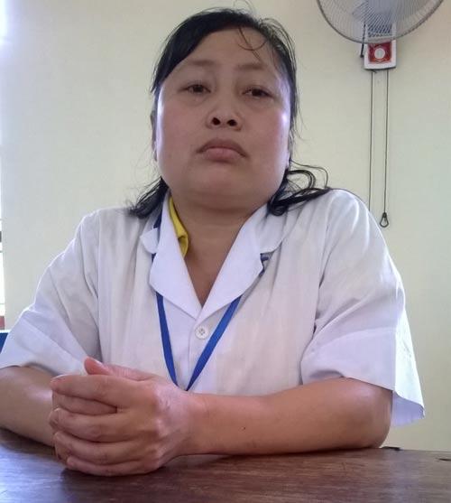 chau be hoai tu tay: bat thuong trong khau pha che vac xin? - 4