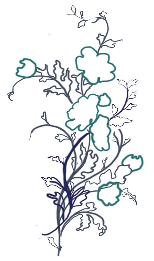 cach in hoa tiet len vai nhanh, don gian - 2