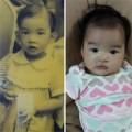 Làng sao - Con gái Xuân Lan giống hệt mẹ hồi nhỏ