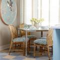 Nhà đẹp - Bí quyết bày phòng ăn nhỏ rộng thênh thang