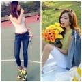 Làm đẹp - Cô gái Hàn đẹp như 'mỹ nhân trong mơ'