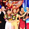 Làng sao - Có tới 2 quán quân Bước nhảy Hoàn vũ 2014