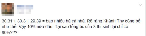 """day song"" vi khanh thi cong bo sai ket qua - 3"