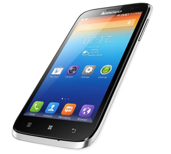 lenovo a859 - smartphone tam trung gia 4,8 trieu dong - 1