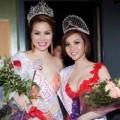 Người nổi tiếng - Bùi Thị Hà đoạt HH Phụ nữ người Việt Thế giới