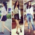 Thời trang - Chọn giày hè cá tính cùng Thanh Hằng