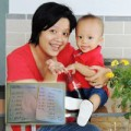 Làm mẹ - Gặp bà mẹ viết nhật ký 661 ngày cho con bú