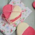 Bếp Eva - Bánh quy vani trái tim xinh xắn