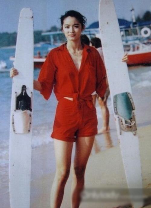 lọ ảnh bikini hiém của minh tinh hoa ngũ - 1