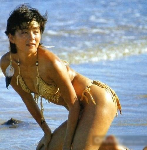 lọ ảnh bikini hiém của minh tinh hoa ngũ - 9