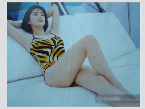 lọ ảnh bikini hiém của minh tinh hoa ngũ - 15
