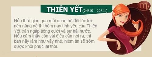 boi tinh yeu ngay 26/03 - 10