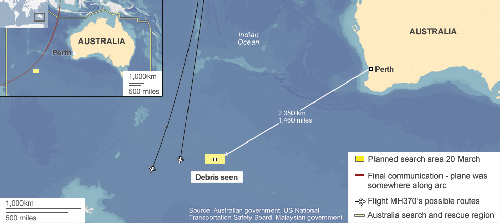 "vu mh370: nhin lai 2 nam ""mo"" xac may bay af 447 - 1"