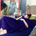 Làng sao - Nhật Kim Anh sốt co giật phải nhập viện