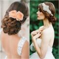 Thời trang - Tóc vấn tuyệt đẹp cho cô dâu mùa Xuân