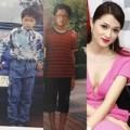 Làng sao - Hot: Hương Giang lần đầu lộ ảnh thời là nam