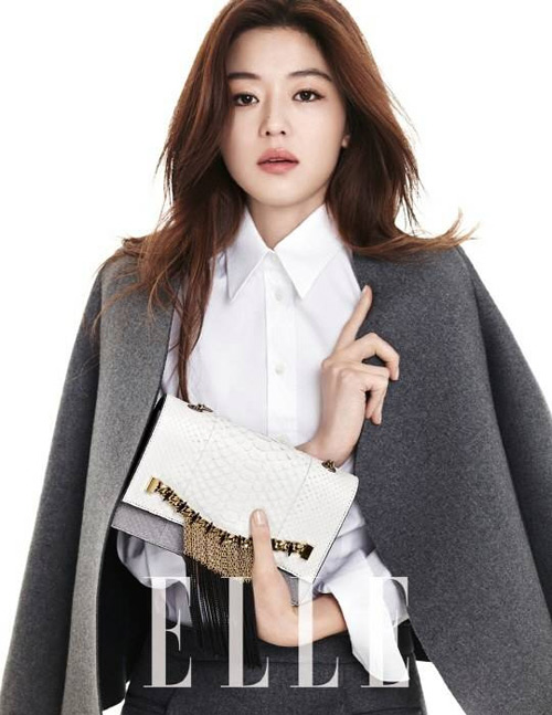"jeon ji hyun ""danh bai"" kim soo hyun - 2"