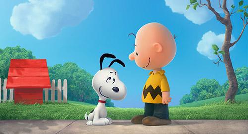 snoopy: a peanut movie tung trailer ngan dang yeu - 1