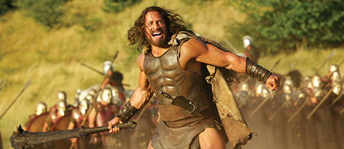 "hercules - man nhan voi cac canh hanh dong cua ""the rock"" - 1"