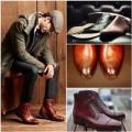 Thời trang - Từ điển cho quý ông 'mê' giày da