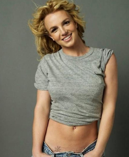 britney spears gia di trong thay - 11