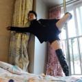 Làm đẹp - Cụ bà U70 múa cột như thiếu nữ