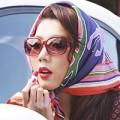 Làng sao - Ngọc Quyên khoe hình quảng cáo đẹp lung linh