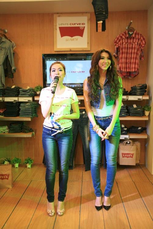 my nhan lo dang xau vi quan jeans - 11