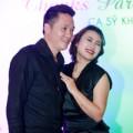Khánh Linh và bạn trai công khai âu yếm nhau