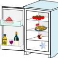 Bếp Eva - Ngộ độc vì dùng tủ lạnh sai cách