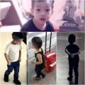 Làm mẹ - Con trai Hà Hồ: Gu thời trang quá đáng nể