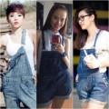 Thời trang - Sao Việt sốt xình xịch mốt quần yếm