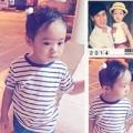 Làng sao - Con trai Lý Hải ngã sứt đầu trong sinh nhật mẹ
