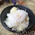 Bếp Eva - Nấu xôi khoai mì bằng nồi cơm điện