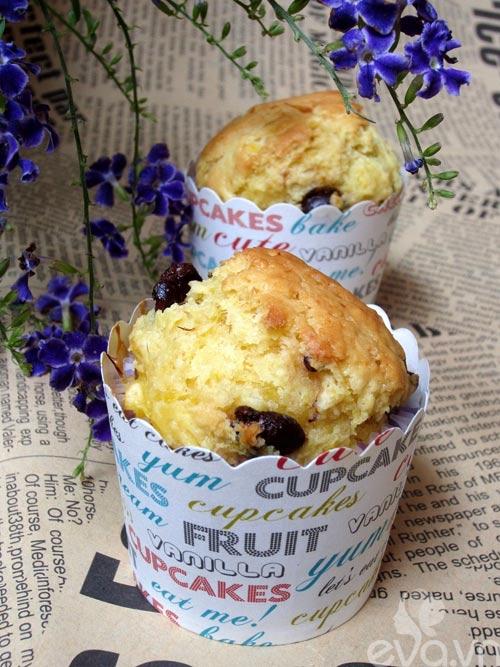 banh muffin cam va so co la thom ngon - 8