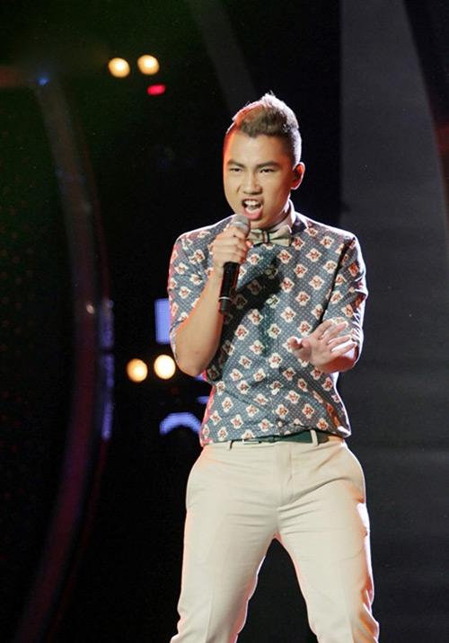 hotboy tien viet tam biet vietnam idol 2013 - 2