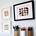 Nhà đẹp - Ý tưởng trang trí sáng tạo từ đá cuội