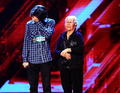 "x-factor viet ""day song"" vi chang trai giu xe - 5"